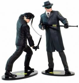 The Green Hornet and Kato ( Besouro Verde ) - Factory Toys