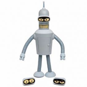 Talking Bender - Futurama - Toynami
