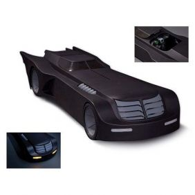 The Batmobile ( Batmóvel ) - Batman The Animated Series - DC Collectibles