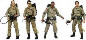 Ghostbusters ( Os Caça-Fantasmas ) - Diamond Select Toys