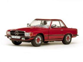 1977 Mercedes-Benz 350 SL - Escala 1:18 Sun Star