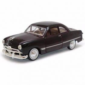 1949 Ford Coupe - Escala 1:24 - Motormax