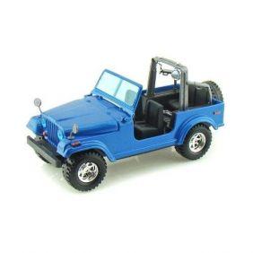 Jeep Wrangler - Escala 1:24 - Bburago Escala