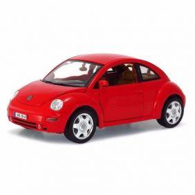 1998 Volkswagen New Beetle - Escala 1:18 - Bburago