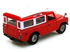 Land Rover Series II - Escala 1:25 - Bburago