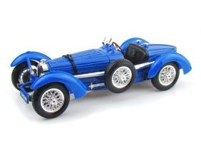 1934 Bugatti Type 59 - Escala 1:18 - Bburago