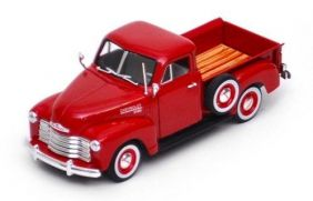 1953 Chevrolet 3100 Pickup Truck - Escala 1:32 - Signature Models