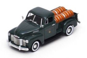 1950 Chevrolet 3100 Pickup Barrels - Escala 1:32 - Signature Models