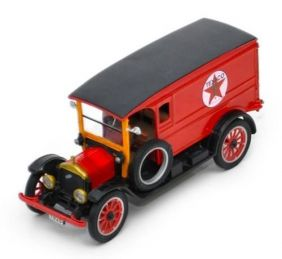 1920 Ford White Van Texaco - Escala 1:32 - Signature Models