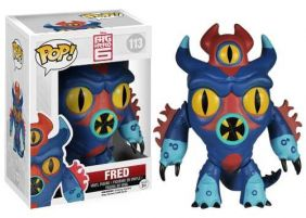 Fred #113 - Big Hero 6 - Funko Pop!
