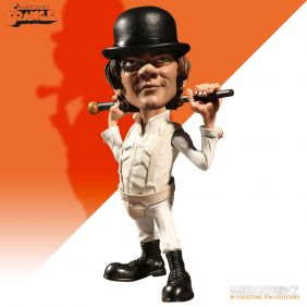 Alex DeLarge - A Clockwork Orange ( Laranja Mecânica ) - Stylized Figure - Mezco Toyz