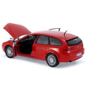 Alfa Romeo 159 Sportwagon - Escala 1:24 - Motormax