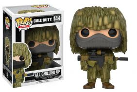 All Ghiled Up #144 - Call of Duty - Funko Pop! Games