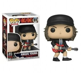 Angus Young #91 - AC/DC - Funko Pop! Rocks