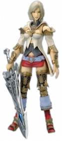 Ashe - Final Fantasy 12 - Play Arts - Square Enix