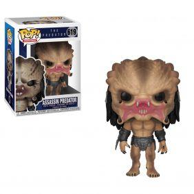 Assassin Predator #619 (Predador Assassino) - The Predator (O Predador) - Funko Pop! Movies