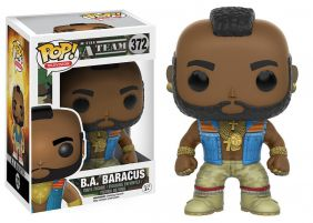 B. A. Baracus #372 - The A Team ( Esquadrão Classe A ) - Funko Pop! Television