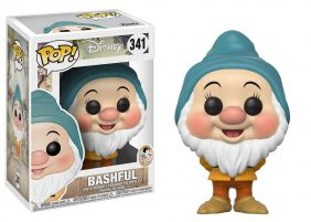 Bashful #341 ( Dengoso ) - Snow White ( Branca de Neve ) - Funko Pop! Disney
