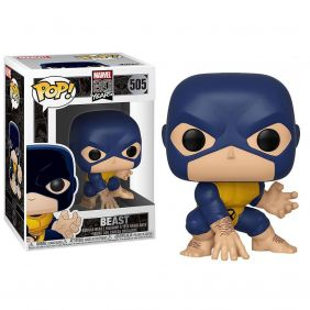 Beast #505 (Fera) - 80 Years - Funko Pop! Marvel
