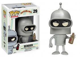 Bender #29 - Futurama - Funko Pop! Animation