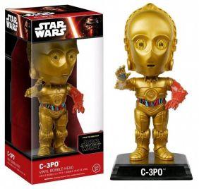 C-3PO - Star Wars - Funko Wacky Wobbler