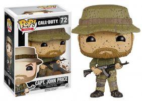 Captain John Price #72 - Call Of Duty - Funko Pop