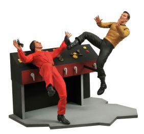 Captain Kirk ( Capitão James T. Kirk ) - Star Trek - Diamond Select Toys