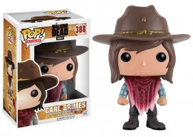 Carl Grimes #388 - The Walking Dead - Funko Pop! Television