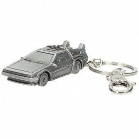 Chaveiro DeLorean - Back to the Future ( De volta para o Futuro ) - SD Toys