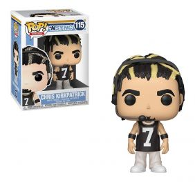 Chris Kirkpatrick #115 - NSYNC - Funko Pop! Rocks