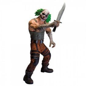 Clown Thug with Knife - Batman Arkhan City - DC Collectibles