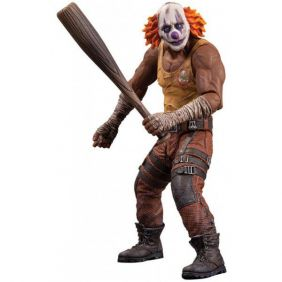 Clown Thug with Stick - Batman Arkhan City - Dc Collectibles