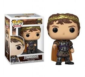 Commodus #858 - Gladiator (Gladiador) - Funko Pop! Movies