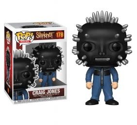 Craig Jones #178 - Slipknot - Funko Pop! Rocks