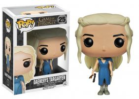 Daenerys Targaryen #25 - Game Of Thrones - Funko Pop!