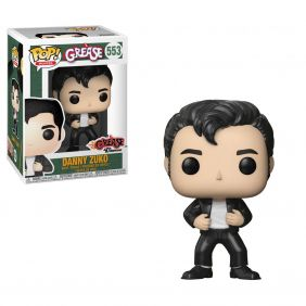 Danny Zuko #553 - Grease - Funko Pop! Movies