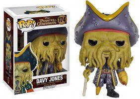 Davy Jones #174 - Pirates of The Caribbean ( Piratas do Caribe ) - Funko Pop!