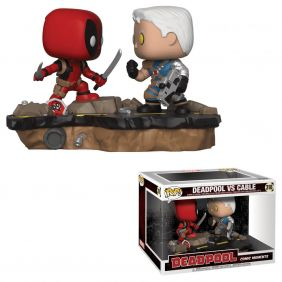 Deadpool VS Cable #318 - Comic Moments - Funko Pop! Marvel