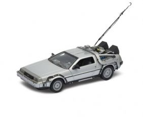 DeLorean Time Machine - Back To The Future - Escala 1:24 - Welly