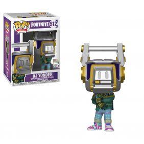 DJ Yonder #512 - Fortnite - Funko Pop! Games