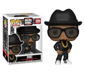 DMC #200 - Run-D.M.C. - Funko Pop! Rocks