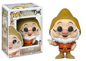 Doc #346 ( Mestre ) - Snow White ( Branca de Neve ) - Funko Pop! Disney