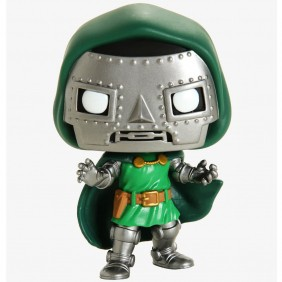 Doctor Doom #561 (Doutor Destino) - Fantastic Four (Quarteto Fantástico) - Funko Pop! Marvel