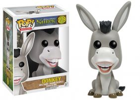 Donkey #279 ( Burro ) - Shrek - Funko Pop! Movies