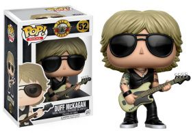 Duff McKagan #52 - Guns N' Roses - Funko Pop! Rocks