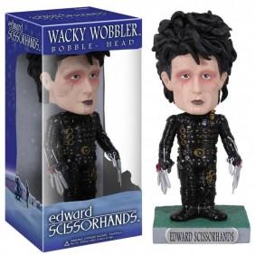 Edward Scissorhands ( Mãos de Tesoura ) - Funko Wacky Wobbler