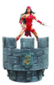 Elektra - Marvel Select - Diamond Select Toys