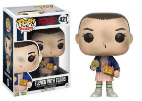 Eleven with Eggos #421 - Stranger Things - Funko Pop! Television