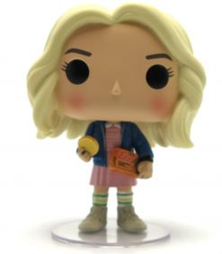 Eleven with Eggos #421 - Stranger Things - Funko Pop! Television Chase Limited Edition