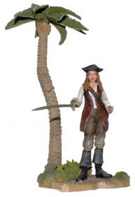 Elizabeth Swann - Pirates of The Caribbean ( Piratas do Caribe ) - NECA